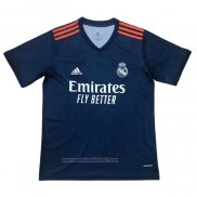 Camiseta Real Madrid Segunda 2021-2022 Tailandia